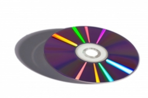 Colours in a CD