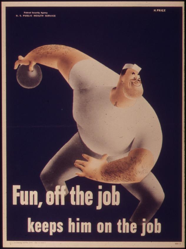 %22Fun,_off_the_job_keeps_him_on_the_Job%22_-_NARA_-_514789